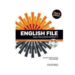 English File Upper-Intermediate 3rd Edition Multipack A