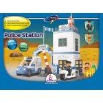 Bookid Toys Policejní základna