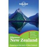 Discover Nový Zéland New Zealand průvodce 2nd 2012 Lonely Planet