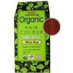 RADICO přírodní barva na vlasy VÍNOVÁ červená 100 g