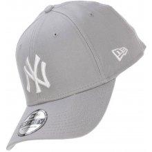 New Era 39T League Basic MLB New York Yankees Gray/White kšiltovka