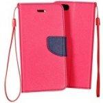 Pouzdro Telone Fancy Xiaomi Redmi 4X Růžové-modré