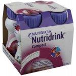 Nutridrink Compact s příchutí lesního ovoce por.sol.4x125ml