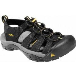 KEEN Newport H2 M black outdoorové sandály od 2 024 Kč - Heureka.cz 3317fda6be