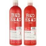 Tigi Bed Head Resurrection Shampoo- 750 ml Bed Head Resurrection Shampoo + 750 ml Bed Head Resurrection Conditioner dárková sada