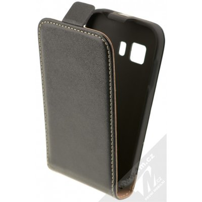 Pouzdro ForCell Slim Flip Samsung G130 Galaxy Young 2