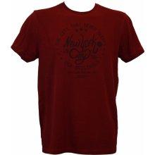 Jockey Pánské tričko 547001H vínová
