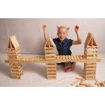 Montessori Adena City Blocks 150ks hranolů CB150