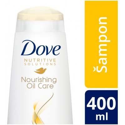 Dove Nutritive Solutions Nourishing Oil Care šampon 400 ml