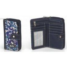 Gabol ORIENT 524252 tm. Dámská peněženka modrá