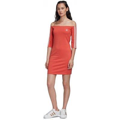 Adidas Originals Shoulder dress Trace Scarlet