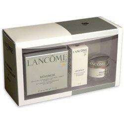 Kosmetická sada Lancome zpevňující péče proti vráskám Rénergie Protivráskový oční krém Rénergie Yeux 15 ml + Protivrákový zpevňující krém 50 ml + Pleťové sérum pro mladistvý vzhled Génifique 5 ml dárková sada