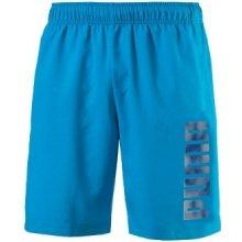 Puma HERO WOVEN shortS modrá