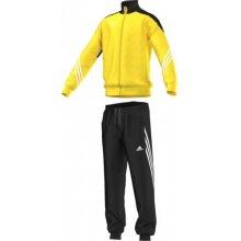 Adidas Performance SERE14 PES SU Y dětská souprava F49710 černo-žlutá