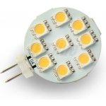 LED line LED žárovka G4 9xSMD 1,8W 125lm studená bílá