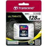Transcend SDXC karta 128GB Class 10 TS128GSDXC10