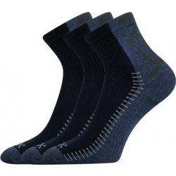 VoXX REVOLT antibakteriální ponožky s ionty stříbra tm. modrá 4b06f20eb2