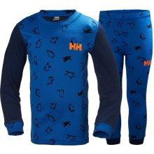 Dětské termoprádlo Helly Hansen K Lifa Active set olympian blue