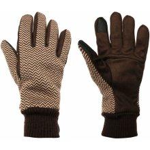 Pierre Cardin Herring gloves brown