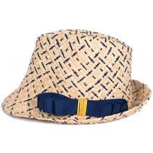 0a4bbea9640 Art of Polo Dámský letní klobouk s mašlí cz17008.2