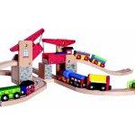 most zvedací železniční