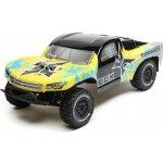 ECX Torment SCT 2WD LiPo 1:10 RTR žlutý