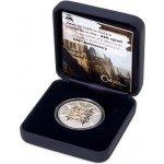 Česká mincovna Stříbrná mince Vysvěcení kaple sv. Václava v katedrále sv. Víta proof 13 g
