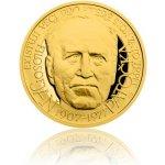 Česká mincovna Zlatý dukát Národní hrdinové Jan Patočka 3,49 g