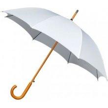 Dámský holový deštník MISTRAL bílý
