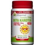 BIO Pharma Beta Karoten Forte   Pantenol   PABA 150 tbl.