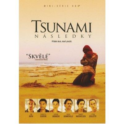 tsunami - následky DVD