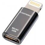 Tel1 ADAPTÉR/REDUKCE MICRO USB NA LIGHTNING/APPLE iPHONE