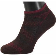 behani.cz Bambusové ponožky - hnědé