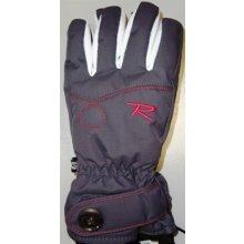 Rossignol jr Star G rukavice dark slate