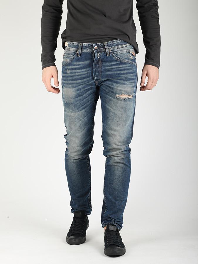 Replay džíny MA941 Trousers od 998 Kč - Heureka.cz 677fd5850c