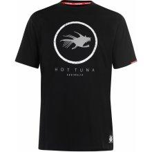 Hot Tuna T Shirt Mens Black Crcl Logo