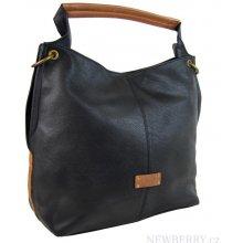 moderní kabelka přes rameno AE-0902 černá