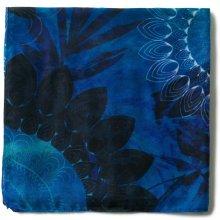 Desigual Šátek Foulard Neko Rectangle modrá 5cc9b7e106