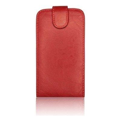 Pouzdro SLIGO Classic LG P920 Optimus 3D červené