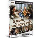 S tebou mě baví svět DVD