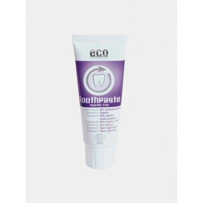 Eco Cosmetics zubní pasta s černuchou 75 ml