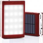SolarPower N1003 5200 mAh červená