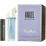 Thierry Mugler Angel EdP 100 ml + plnitelný flakón 7,5 ml dárková sada