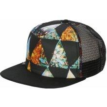 Nike NECKFACE TRUCKER cap čepice Black