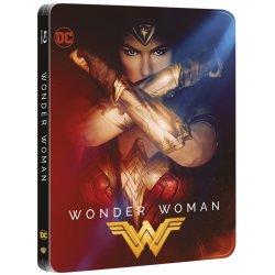 Wonder Woman 2D+3D BD SteelBook