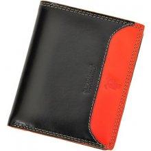 Harvey Miller Polo Club 8 PL03 pánská kožená peněženka černá