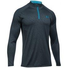 Under Armour Tech Embossed 1/4 Zip T Shirt-008