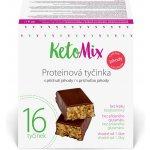 Recenze KetoMix Proteinové tyčinky 16 x 40 g