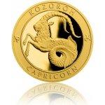 Česká mincovna Zlatý dukát Znamení zvěrokruhu s věnováním Kozoroh 3,49 g
