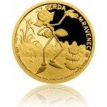 Česká mincovna Zlatá mince Ferda Mravenec proof 3,11 g